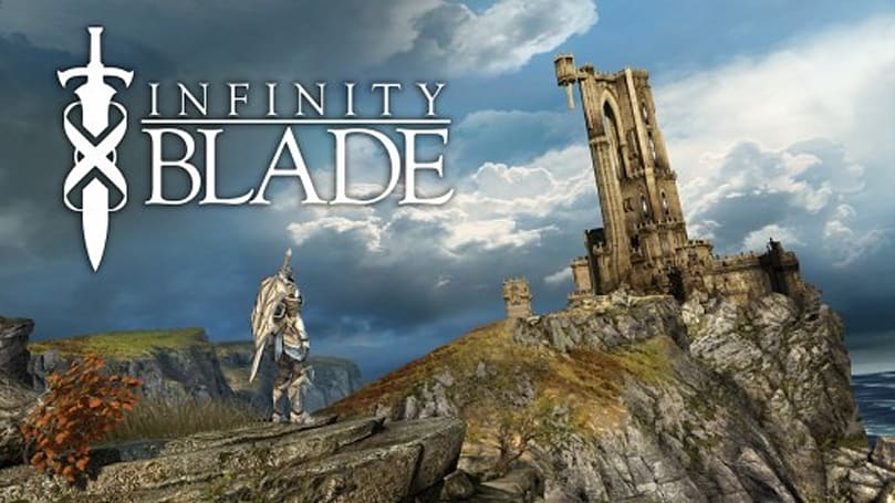 Equip an Infinity Blade for free this week