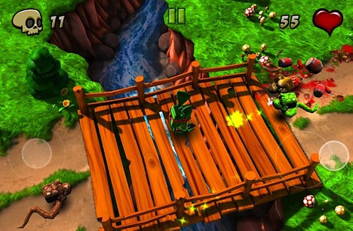 UDK out for iOS, Epic demonstrates with Jazz Jackrabbit [update: video!]