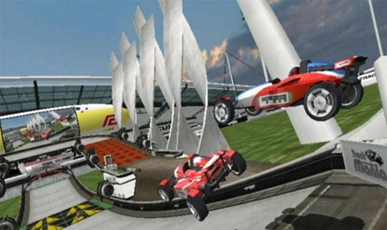 TrackMania Wii and DS development planned for North American release this spring