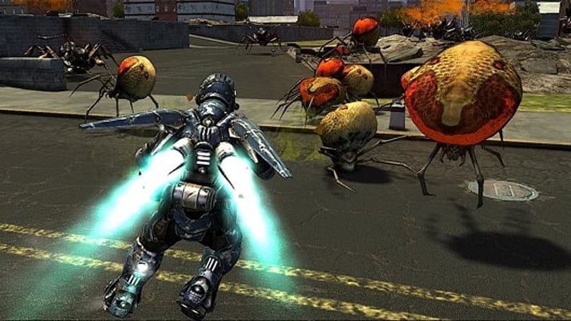 Two packs of EDF: Insect Armageddon DLC now available