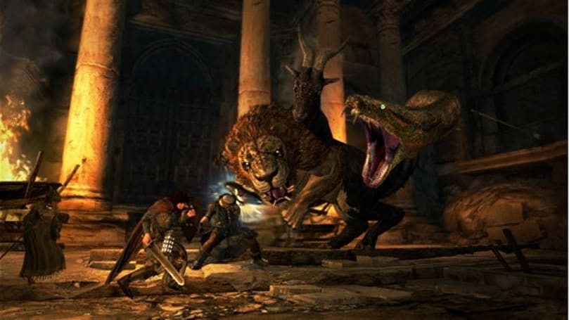 Dragon's Dogma unleashes Phantom Ogre and Undead trailers