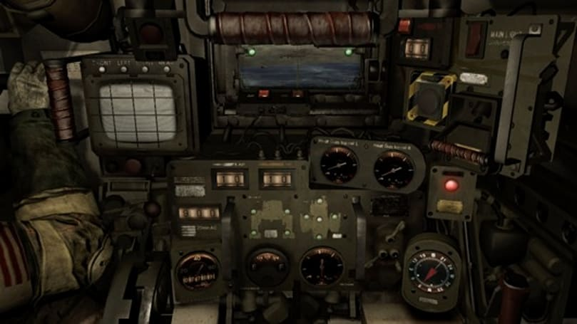 Steel Battalion: Heavy Armor uses Xbox 360 controller and Kinect simultaneously