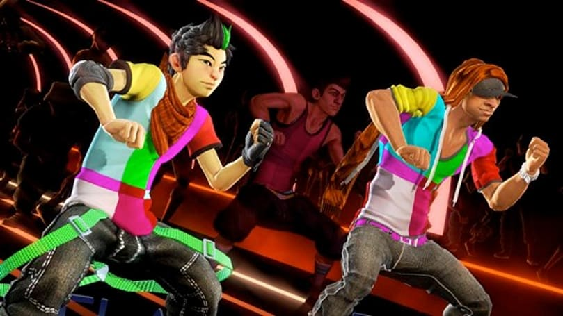 C+C Music Factory's 'Everybody Dance Now' DLC tomorrow on Dance Central 2
