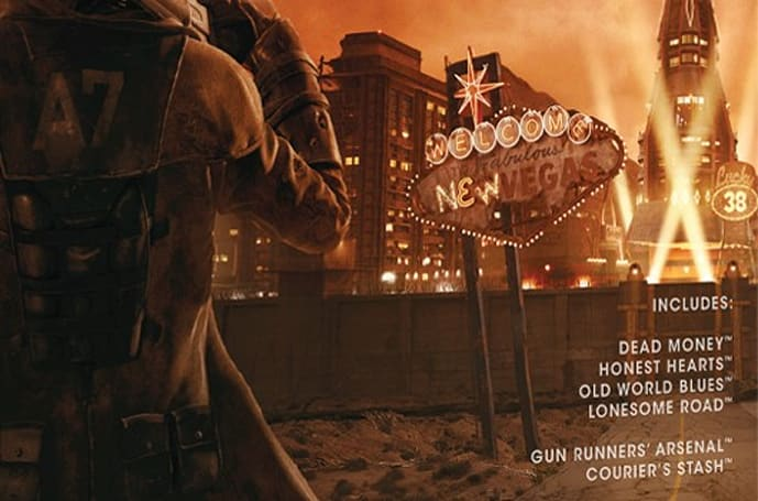 Fallout: New Vegas Ultimate Edition announced for 2012