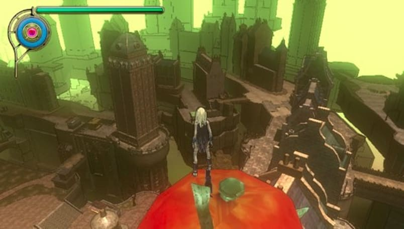 Gravity Rush director makes reference to sequel