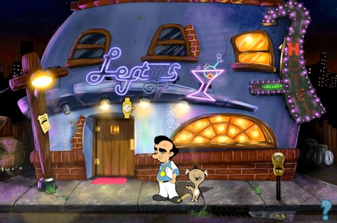 Journey composer Austin Wintory writing score for Leisure Suit Larry
