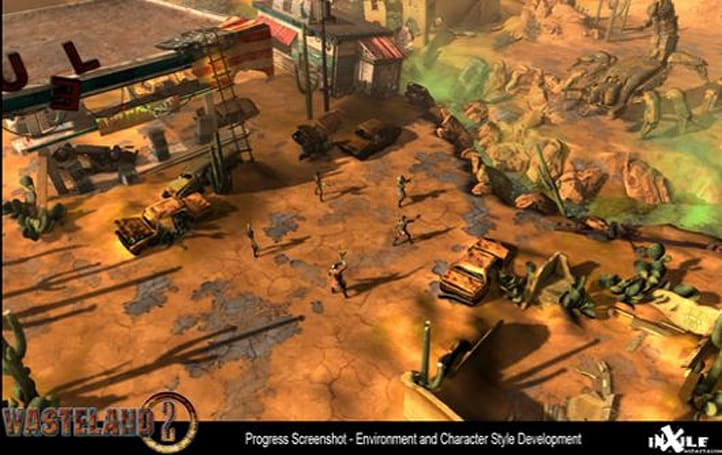 First early gameplay video for Wasteland 2 surfaces