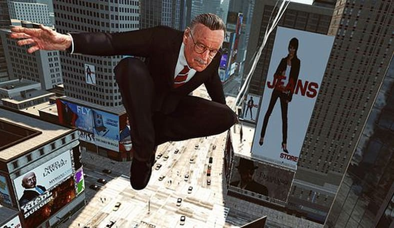 Amazing Spider-Man DLC lets you play as Stan Lee, Lizard, Rhino, and more today