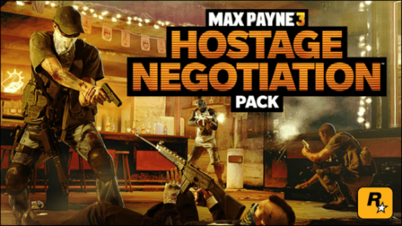 PSA: Max Payne 3 'Hostage Negotiation' DLC now available