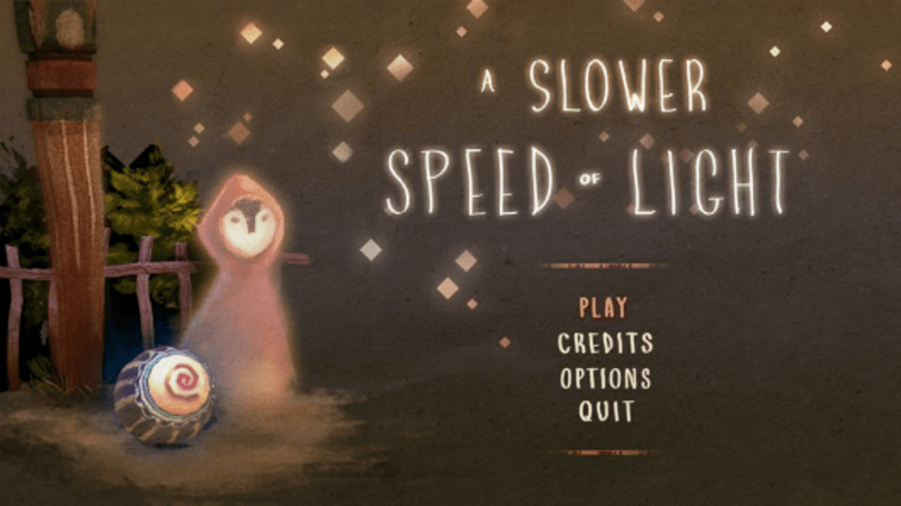 'A Slower Speed of Light' is an open-source game on special relativity from MIT Game Lab