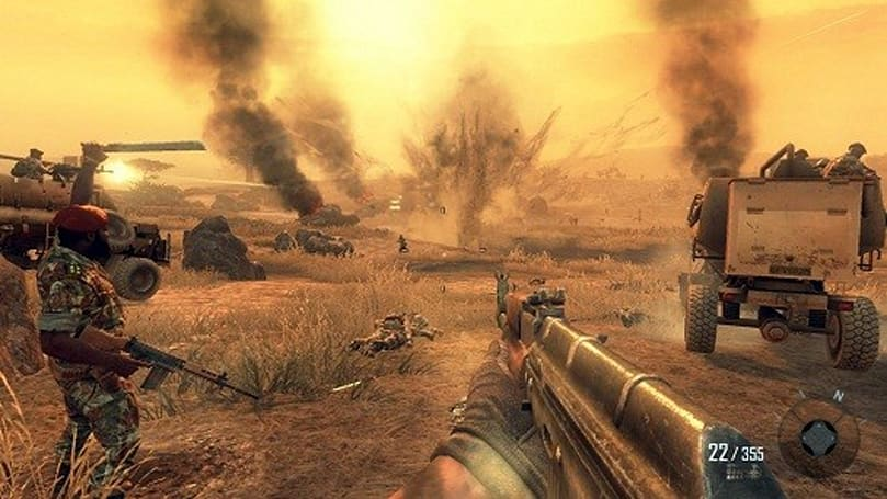 Analyst: Black Ops 2 sales a 'cause for concern,' downgrades Activision
