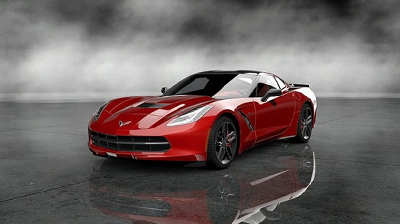 Test drive the 2014 Corvette Stingray in Gran Turismo 5
