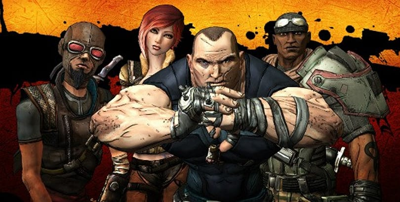 Gearbox details the evolution of the playable Borderlands cast