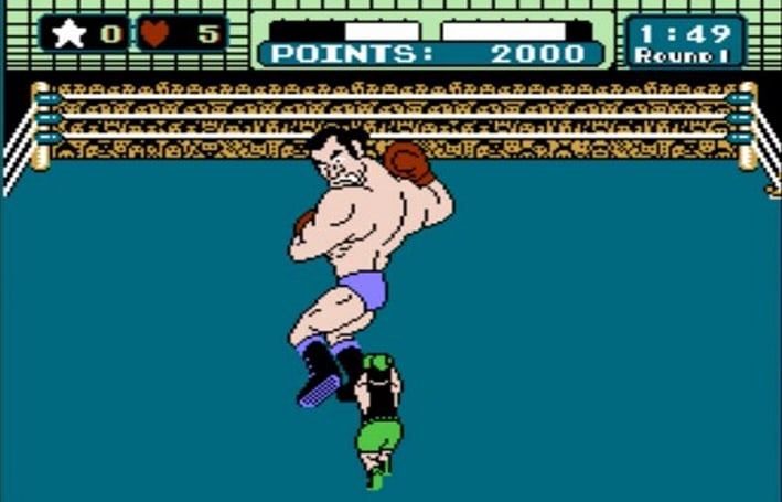 Wii U Virtual Console launch: Punch Out, Excitebike, F-Zero, 5 more