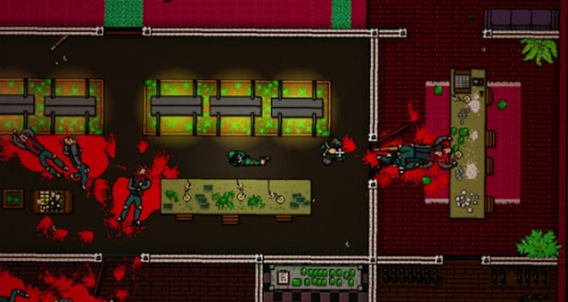 Hotline Miami 2: Wrong Number unmasked: Blood, drugs, feelings