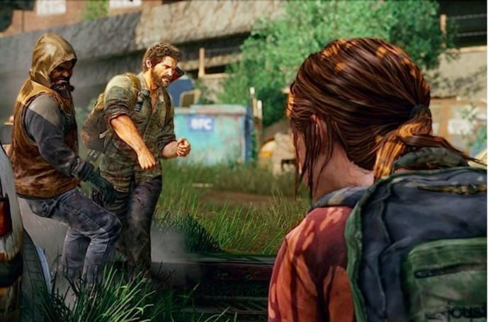 Naughty Dog's alternate ending to The Last of Us