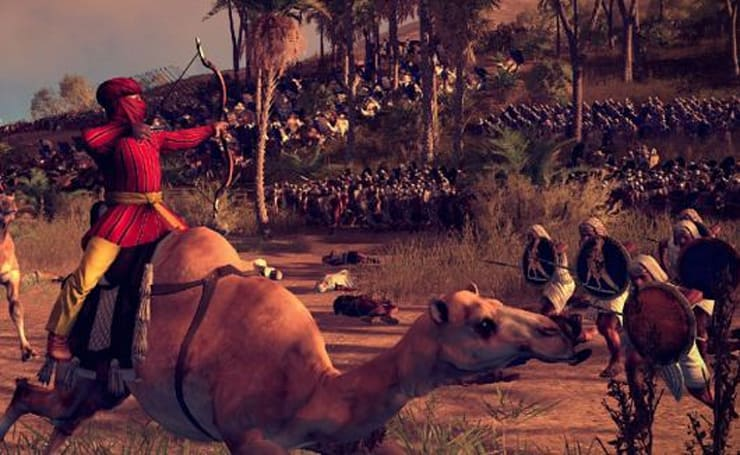 Total War: Rome 2 is a 'completely reworked vision' from The Creative Assembly