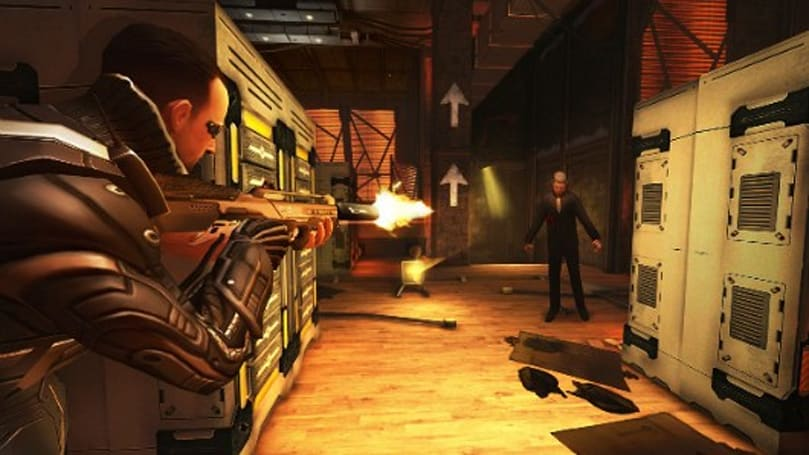 Deus Ex: The Fall patch restores missing gunplay