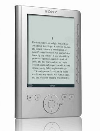 Sony cuts price of Reader Pocket Edition, tries to duck iPad