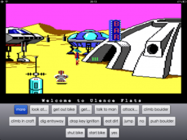Old Sierra games coming to iPad as unofficial web apps