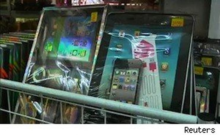 Paper iPad 2 sells out in Malaysia for use in afterlife rituals