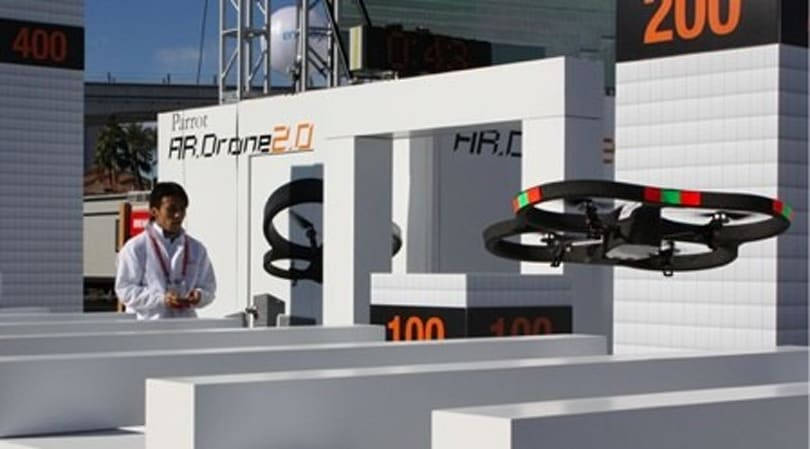 AR.Drone 2 dated, coming in May with pre-order tomorrow
