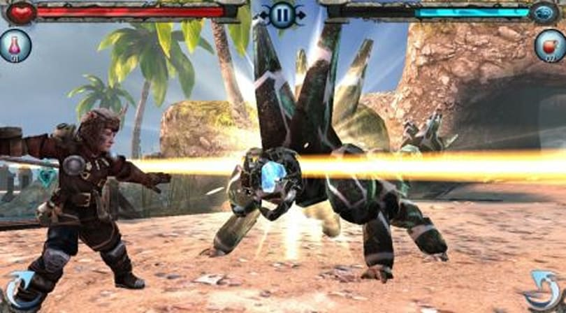 Horn gets a trailer, coming later this month