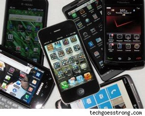 Research: Over 1 billion smartphones in use