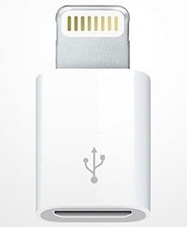 Apple offers free Lightning to Micro USB adapter in China