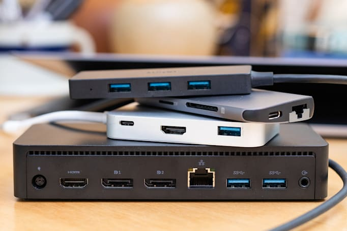 The best USB-C hubs and docks