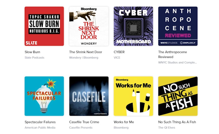 Pocket Casts wraps up 2019 with an updated look and 100 top podcasts