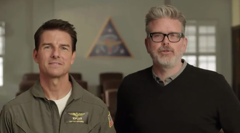 Tom Cruise wants to fix your TV by turning off motion smoothing