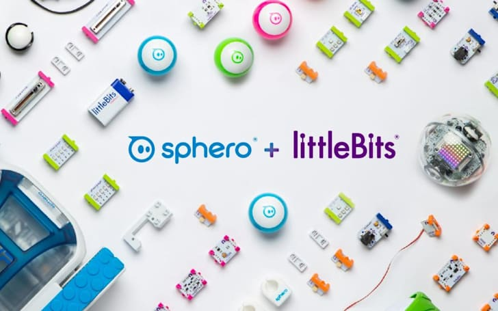 Sphero acquires LittleBits and its set of scientific toys