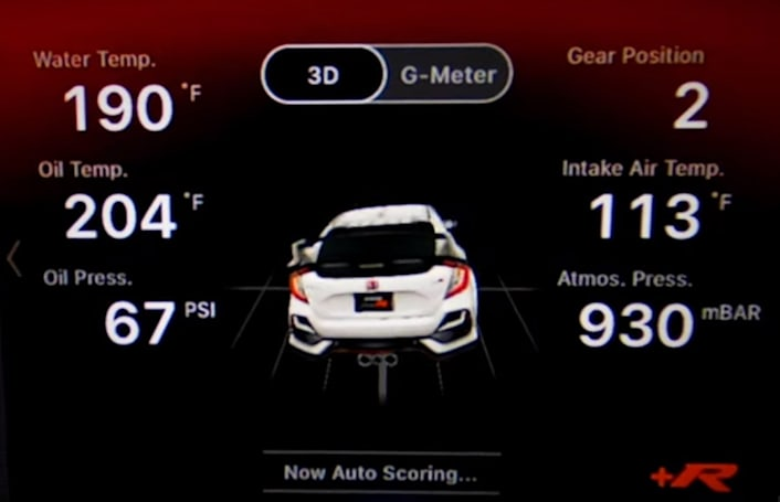 Honda's latest app helps Civic Type R drivers become better racers