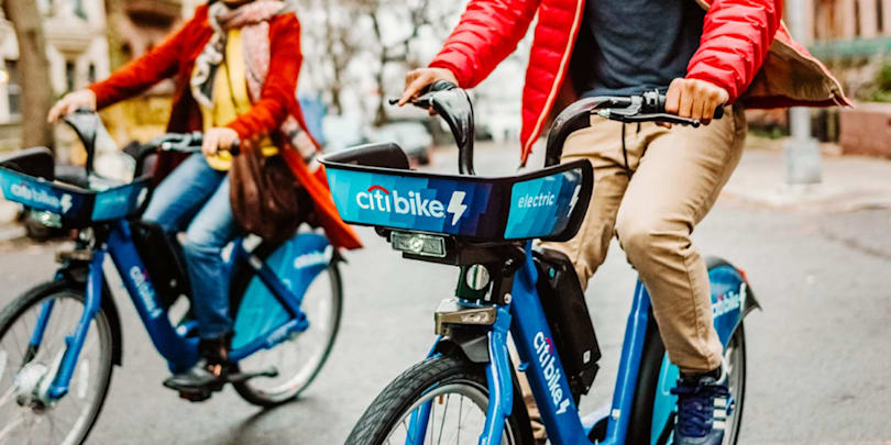 Lyft's e-bikes return to New York City after a braking issue delay