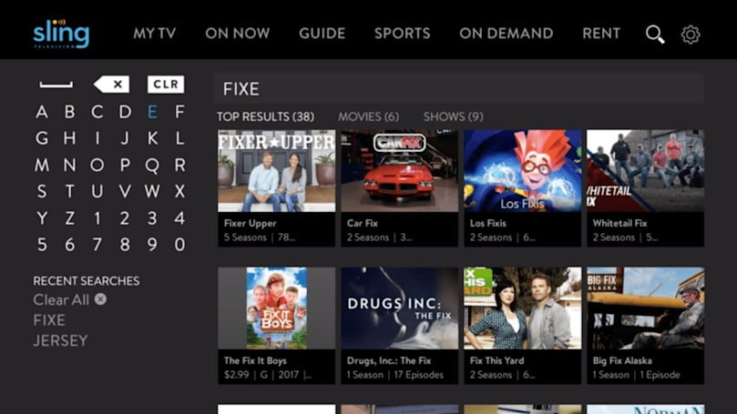 Sling TV debuts free streaming option on Roku