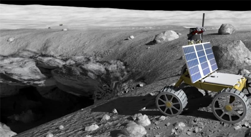 NASA advances lunar crater modeling and asteroid mining projects