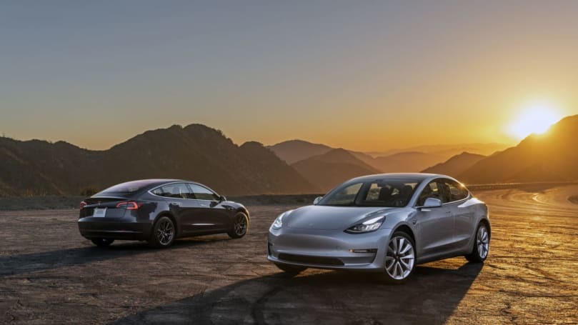 Tesla sneaks past Canada EV incentive law with cheap 93-mile-range Model 3
