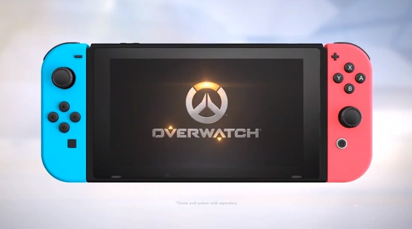 Nintendo confirms 'Overwatch' is coming to Switch October 15th