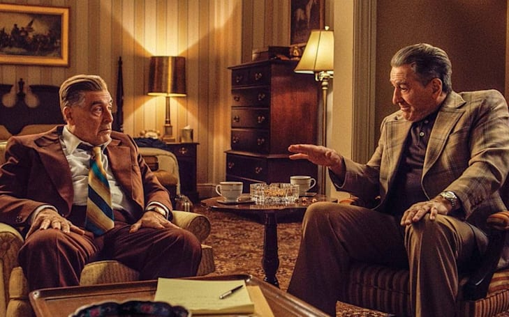 Netflix says 26.4 million accounts watched 'The Irishman' in its first week