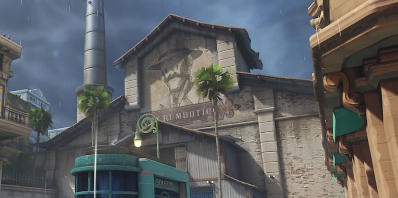 'Overwatch' travels to Havana for its latest map