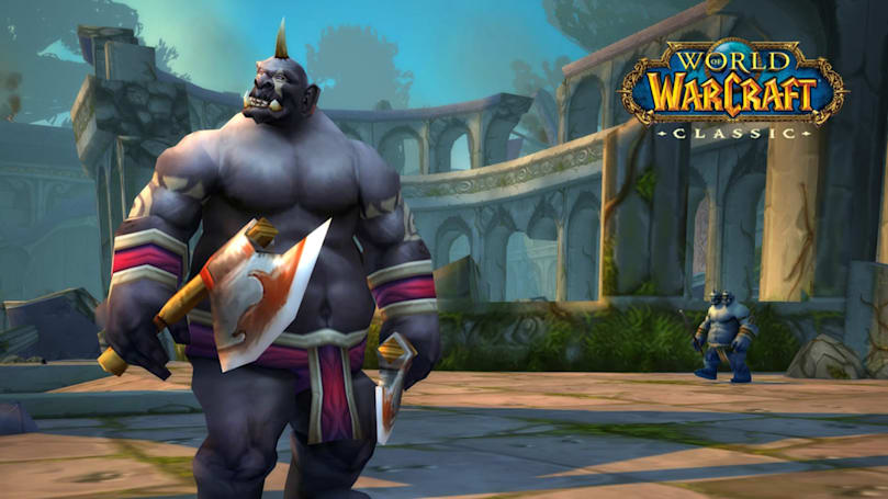 First major 'World of Warcraft Classic' update adds Dire Maul dungeon