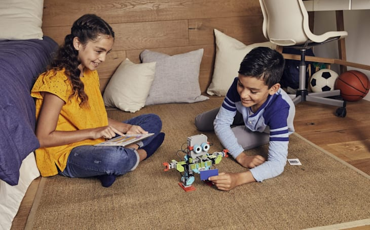 Ubtech's latest educational, dancing robot is bigger and more lifelike