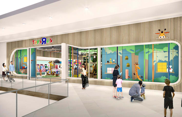 Toys 'R' Us returns with 'STEAM' workshops and smaller stores
