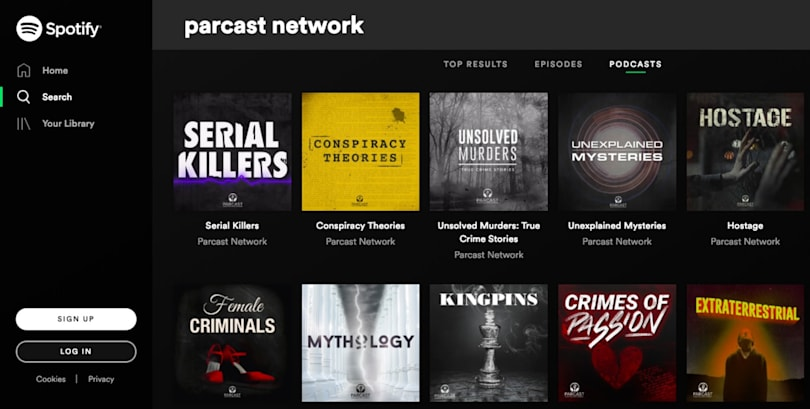Spotify eyes more original podcasts with Parcast acquisition