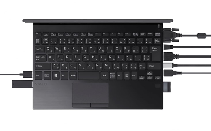 VAIO's port-loaded 12-inch laptop goes on sale in the US
