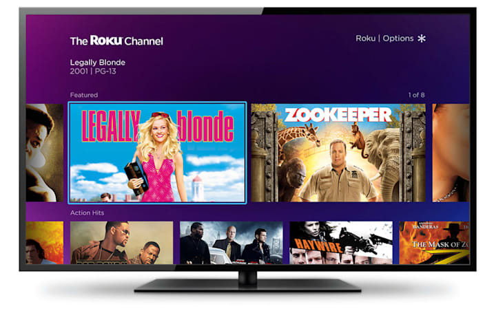 Premium subscriptions are now available on the Roku Channel