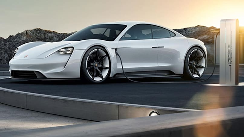 Porsche's most premium EV will cost over $130,000
