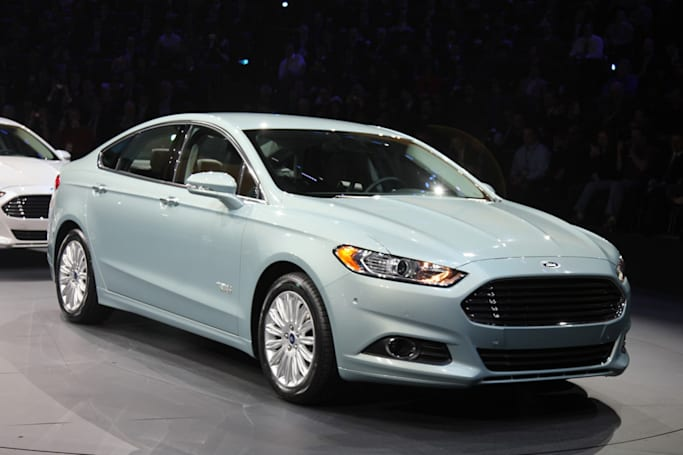 Ford recalls 50,000 hybrid and EV wall-charging cords