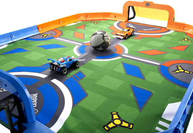Hot Wheels' real-life 'Rocket League' RC cars land November 1st